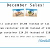 December ice-cream sales in London