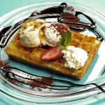 crepes and waffles in London
